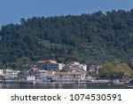 thassos  greece   april 5  2016 ...   Shutterstock . vector #1074530591