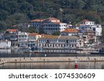thassos  greece   april 5  2016 ...   Shutterstock . vector #1074530609