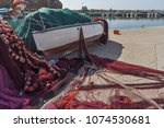 thassos  greece   april 5  2016 ...   Shutterstock . vector #1074530681