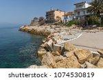 thassos  greece   april 5  2016 ...   Shutterstock . vector #1074530819