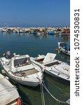 thassos  greece   april 5  2016 ...   Shutterstock . vector #1074530831