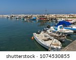 thassos  greece   april 5  2016 ...   Shutterstock . vector #1074530855