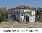 thassos  greece   april 5  2016 ...   Shutterstock . vector #1074530891