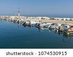 thassos  greece   april 5  2016 ...   Shutterstock . vector #1074530915