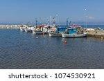 thassos  greece   april 5  2016 ...   Shutterstock . vector #1074530921