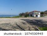 thassos  greece   april 5  2016 ...   Shutterstock . vector #1074530945