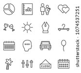 flat vector icon set   diagram...