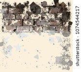 brick wall. grunge background   Shutterstock . vector #1074544217