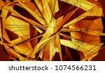 abstract background orange...   Shutterstock . vector #1074566231
