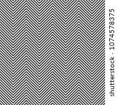 zigzag stripes seamless pattern.... | Shutterstock . vector #1074578375