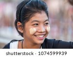 mae sot  tak  thailand   april...   Shutterstock . vector #1074599939