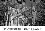 christian church in australia   Shutterstock . vector #1074641234
