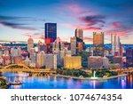 Pittsburgh  Pennsylvania  Usa...
