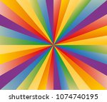 colorful background. collective ... | Shutterstock .eps vector #1074740195