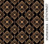 luxury background vector....   Shutterstock .eps vector #1074749657