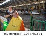 bangkok   thailand   april 21th ...   Shutterstock . vector #1074751571