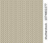 plaited interlaced straw... | Shutterstock .eps vector #1074802277