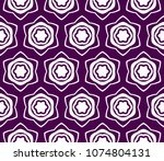 modern stylish geometry... | Shutterstock .eps vector #1074804131