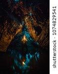 Exploring Waitomo Glowworm...