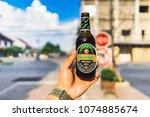 savannaket  laos   may 6 2017 ... | Shutterstock . vector #1074885674