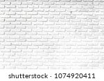 White Brick Wall Background Is...