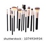 set of essential professional... | Shutterstock . vector #1074934934
