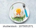 Food art chicken sandwich for...