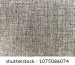 grey carpet background for... | Shutterstock . vector #1075086074