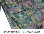 raincoat raincoat isolated on...   Shutterstock . vector #1075242605