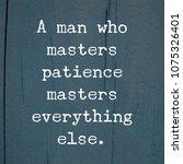 life quotes. attitude ... | Shutterstock . vector #1075326401