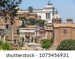 rome  italy   june 24  2017 ...   Shutterstock . vector #1075456931