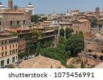 rome  italy   june 24  2017 ...   Shutterstock . vector #1075456991