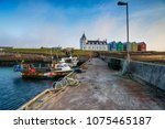 The Harbour At John O Groats O...