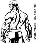 line art illustration of...   Shutterstock .eps vector #1075465781