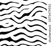 grunge pattern. abstract design.... | Shutterstock .eps vector #1075479551