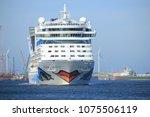 velsen  the netherlands  april... | Shutterstock . vector #1075506119