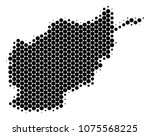 halftone round spot afghanistan ...