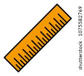 color precision centimeter... | Shutterstock .eps vector #1075582769