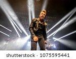 detroit  mi   usa   april 19 ...   Shutterstock . vector #1075595441