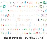 abstract background for... | Shutterstock .eps vector #1075687775
