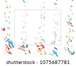abstract background for... | Shutterstock .eps vector #1075687781