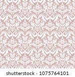 classic seamless vector pattern....   Shutterstock .eps vector #1075764101