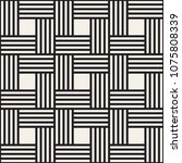 vector seamless pattern. modern ... | Shutterstock .eps vector #1075808339