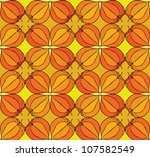 seamless pattern from winter... | Shutterstock .eps vector #107582549