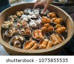 Small photo of assort of dim dum yumcha hong kong style