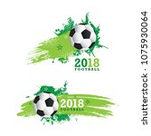 a fun design in green for a...   Shutterstock .eps vector #1075930064