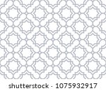abstract geometry pattern in... | Shutterstock .eps vector #1075932917