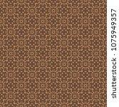 retro seamless pattern... | Shutterstock .eps vector #1075949357
