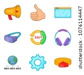professional designer icons set....