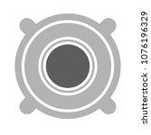 music stereo   vector speaker... | Shutterstock .eps vector #1076196329